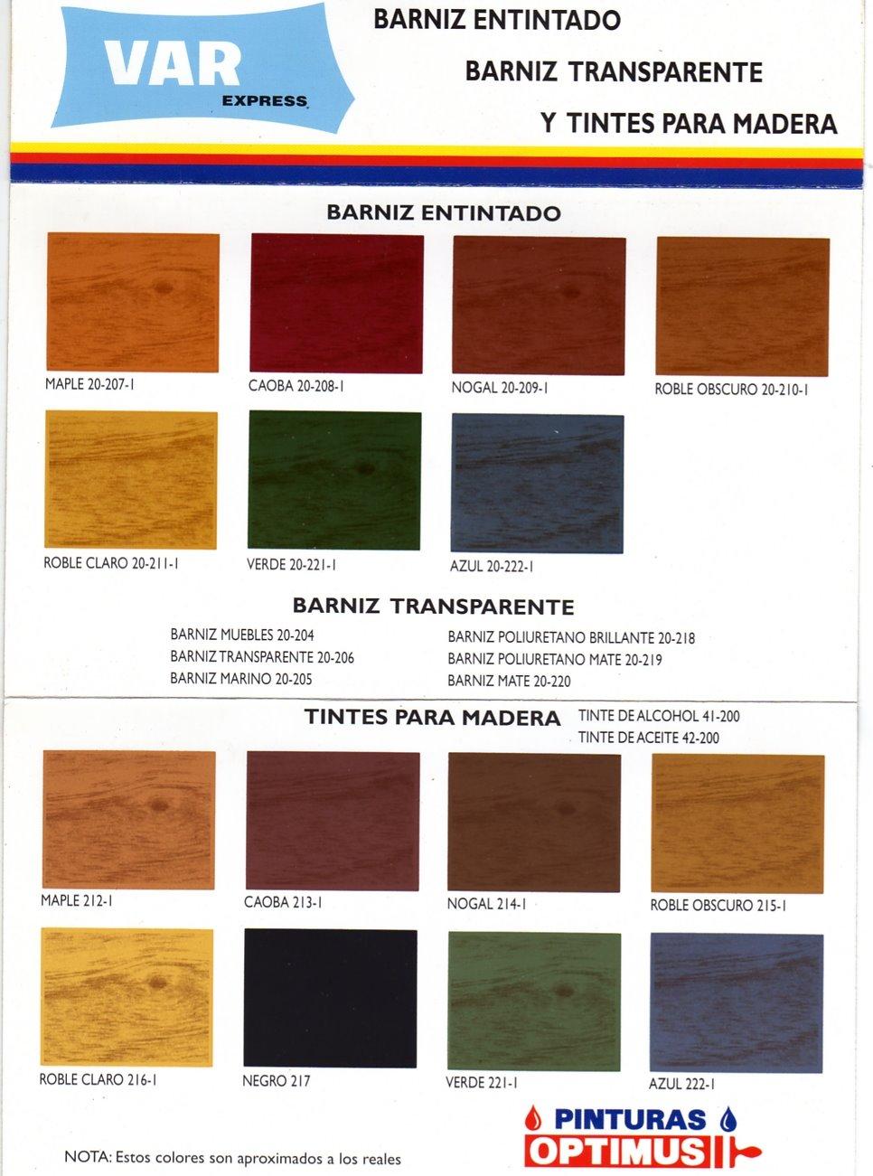 Muestrario optimus mundo for Muestrario colores pintura
